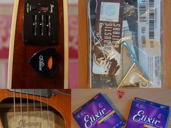 Скачать фото  Электроакустическая гитара Ibanez Talman tcm50evbs 34651969 в Владимире