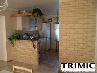 Скачать изображение  3D стеновые панели, 3D панно, 3D блоки от фабрики отделочных материалов TRIMIC 37215409 в Москве