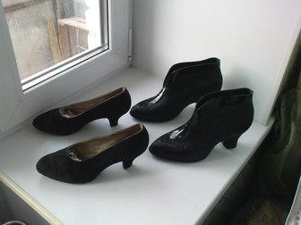 Свежее foto Женская обувь Туфли и галоши - раритетная обувь, р, 37, очень редкие 39295054 в Владимире