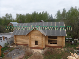 Свежее foto Строительство домов Срубы во владимирской области , срубы из бревна владимирская область 39908110 в Владимире