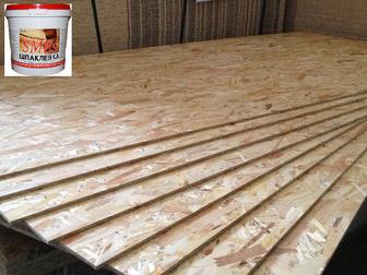 Новое фото Ремонт, отделка Шпаклевка для деревянных поверхностей SMEs 69177574 в Владимире