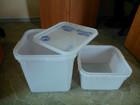 Увидеть foto Разное Куботейнер 23л,и 12л, пищевой с плотной крышкой, Россия, 69106975 в Владивостоке