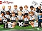 Lego 71014 Футболисты немецкой сборной по футболу