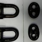 Скоба прямая (резьба), скоба фигурная, коуши для стальных канатов