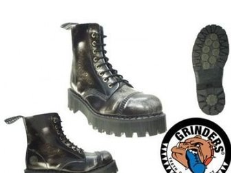 Уникальное фотографию Мужская обувь Продам ботинки Гриндерс во Владивостоке 35292513 в Владивостоке