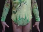 Фотография в Одежда и обувь, аксессуары Спортивная одежда Купальник гимнастический с художественной в Волгограде 10000