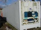 Изображение в Прочее,  разное Разное Рефконтейнеры 20 фут-27м3 40 фут-67м3. Рефконтейнеры в Волгограде 350000