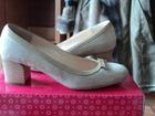 Новое фото Женская одежда бежевые туфли терволина 37830049 в Волгограде