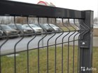 Забор из сетки 3D, Панельные ограждения из Сетки