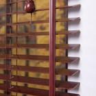 Жалюзи деревянные и бамбуковые