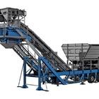 Мобильный бетонный завод Nisbau Euromix 60