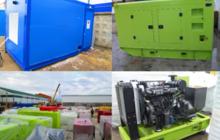 Дизельный генератор электростанция от 1 до 1000 кВт и более