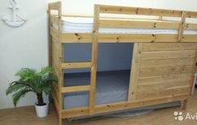 Кровать двухъярусная для подростков