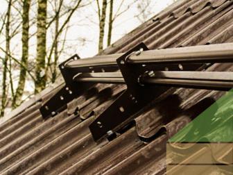 Скачать фото Строительные материалы Трубчатые снегозадержатели Borge 82987303 в Волгограде