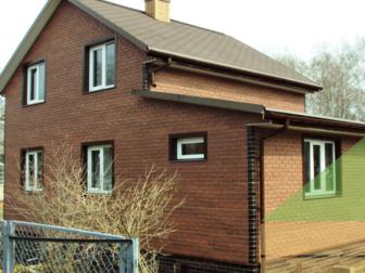 Просмотреть foto Строительные материалы Фасадные панели Кирпич Альта-Профиль 82987417 в Волгограде