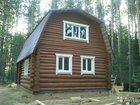 Изображение в   Участок и недостроенный дом (бревно ручной в Соколе 2800000