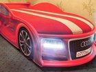Увидеть изображение  Популярная Кроватка машина в Вологде 34463785 в Вологде