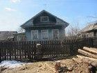 Фото в Загородная недвижимость Загородные дома Продается деревянный дом S=54 кв. м 1 км в Вологде 500000