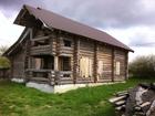 Просмотреть foto  продается коттедж в д, Фофанцево Вологодского района 39060566 в Вологде