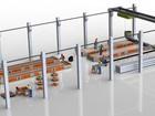 Новое foto Строительные материалы Технологическая линия по производству световых опор св 55313124 в Вологде