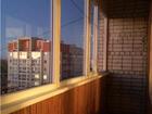 Продатся 4-комнатная квартира в кирпичном доме 1994 года пос