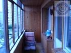 Теплая квартира. Деревянные стеклопакеты. Трубы отопления в