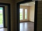 Отличный новый дом из бруса камерной сушки, 2 спальни по 13