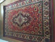 Продам ковры Продам ковры натуральные б/у в хорошем состоянии размер 1, 6*2, 4 (