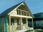 Изображение в Строительство и ремонт Строительство домов строительство каркасно щитовых домов, дач, в Волжском 14000