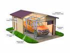 Увидеть изображение  Быстровозводимые гаражи из сэндвич-панелей 39751457 в Волжском