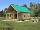 Новое изображение  Строительство деревянных домов и бань, под ключ 33184551 в Воронеже