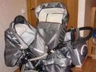Уникальное изображение Детские коляски продам детскую коляску трансформер 37273508 в Воронеже