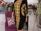 Просмотреть изображение  Осенние платья больших размеров оптом 37289356 в Воронеже