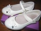 Фотография в Для детей Детская обувь Продам белые туфли для девочек р. 28, одевали в Воронеже 500