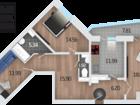 Продается просторная 3 комнатная квартира в современном жило