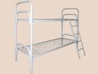 Смотреть изображение Мебель для спальни Двухярусные кровати для интернатов с поручнями от производителя 54758893 в Воронеже