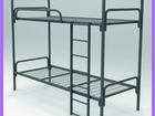 Скачать бесплатно изображение Мебель для спальни Кровати из металла двухярусные с поручнями для турбаз 54759078 в Воронеже