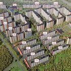 2х комнатная квартира в Боровом от 75/34/13 кв.м, ул Сельска