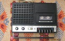Кассетный переносной магнитофон Электроника 302