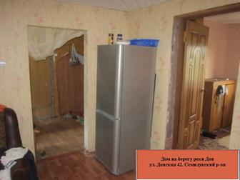 Уникальное фотографию Дома Дом и участок земли 35 сот на берегу реки Дон 39645828 в Воронеже