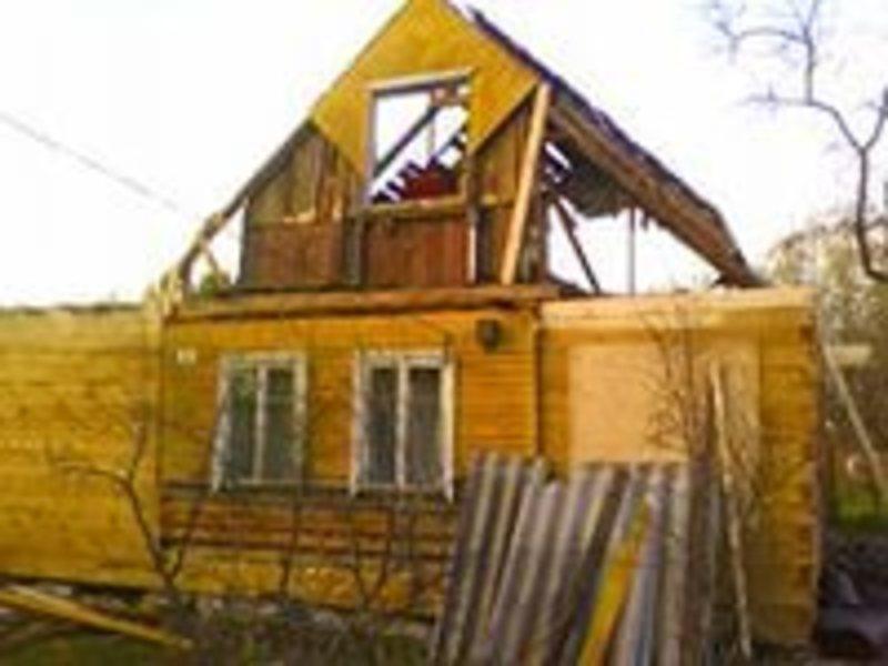 Как перестроить старый дом не разбирая его