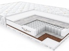 Смотреть фото Мебель для спальни Матрас Spring Foam Mix с кантом в Всеволожске 34338285 в Всеволожске