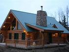 Смотреть изображение  Дом из сибирской лиственницы 53407490 в Всеволожске