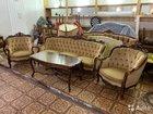 Итальянский комплект мягкой мебели Рококо