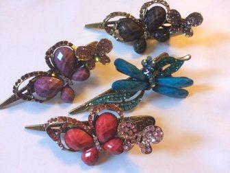 Скачать изображение Ювелирные изделия и украшения Красивые заколки 34859517 в Зеленограде